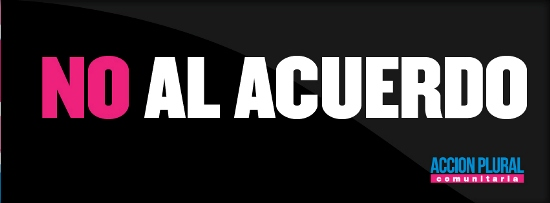 Visite la página de Acción Plural Comunitaria en Facebook